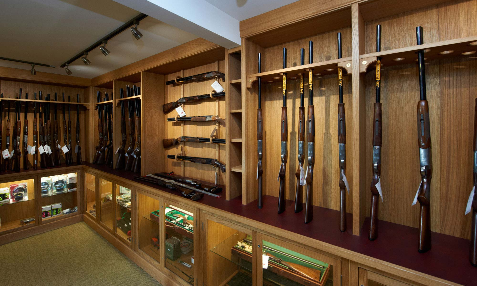 Gun Shop Serving Rugby amp Warwickshire Honesberie