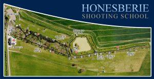 Honesberie Shooting School Aerial View