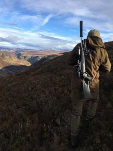 rifle stalking