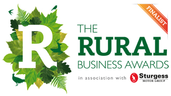 Honesberie shortlisted for The Rural Business Awards 2015!
