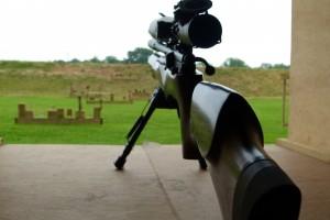 air rifle gun range