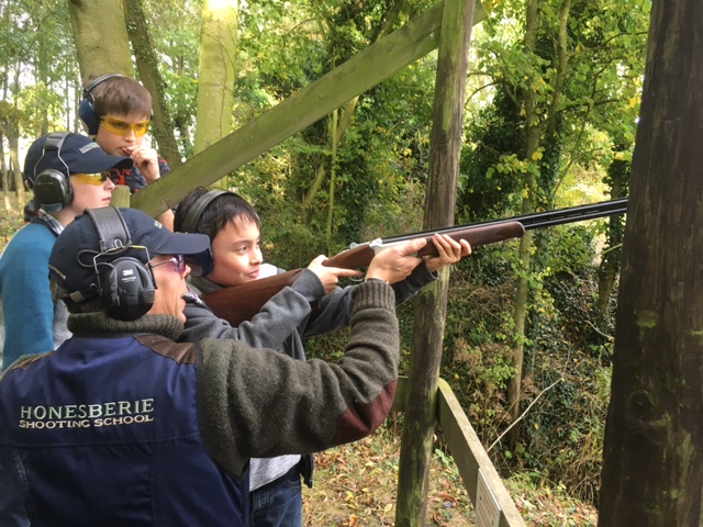 Young Shots Day – 30th August