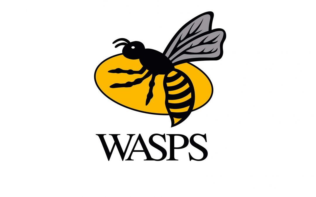 Honesberie Proud To Sponsor WASPS  Player Tommy Taylor